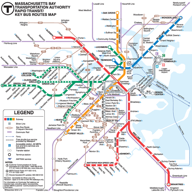 Providence Subway Map.The Stochastic Scientist Just For Fun Subway Maps